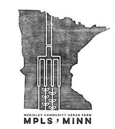 McKinley Community Urban Farm Logo