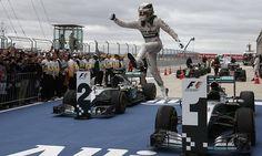 Hamilton claims third world title after winning US Grand Prix Formula 1, F1 2017, Stevenage, Amg Petronas, Nico Rosberg, Lewis Hamilton, F1 Racing, Grand Prix, Pilot