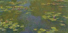 Le Bassin aux Nymphéas - Claude Monet