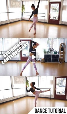 Jazz Dance Moves, Acro Dance, Lyrical Dance, Dance Poses, Contemporary Dance Moves, Modern Dance, Dancer Workout Plan, Dance Stretches, Dance Technique