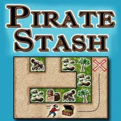 Free as of 7/30/16: Pirate Stash (A Game for Kindle)