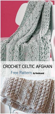 Crochet Baby Blanket Free Pattern, Crochet Blanket Patterns, Knitting Patterns Free, Crocheted Baby Afghans, Crochet Ideas, Kids Crochet, Crochet Blankets, Knitting Ideas, Crochet Stitches
