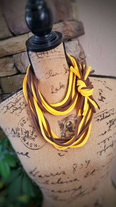Check out this item in my Etsy shop https://www.etsy.com/listing/249403119/wyoming-cowboys-inspired-tshirt-scarf