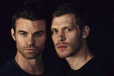 Elijah & Klaus