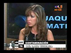 Entrevista al Dr. Enrique Richard sobre la CONTAMINACIÓN EN EL LAGO TITI...