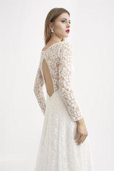 Bridal Dresses, Wedding Gowns, Lace Wedding, Rembo Styling, Lace Sleeves, Stylish, Image, Fashion, Engagement