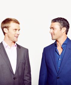 These 2 hotties from Chicago Fire...