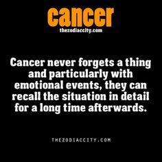 Zodiac Cancer.