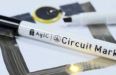 Magic marker: A pen that draws electric circuit – Trade Newswire