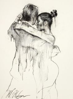 This website showcases visual art and Argentine Tango dance of William Hudson Temples, also know as W. Dancing Drawings, Dancing Sketch, Dancer Tattoo, Tango Art, Love Dance, Tango Dancers, Globe Art, Dark Tattoo, Couple Drawings