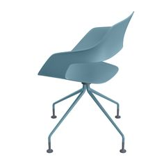 Occo Chair | star base swivel mounted | Desing by jehs+laub| #Wilkhahn | #OCCO