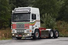 Customised Trucks, Custom Trucks, Volvo Trucks, Oldschool, Cars And Motorcycles, Norway, Euro, Diesel, Box