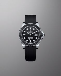 The Yacht-Master rotatable bezel is fitted with a specially designed spring that allows the bezel to be turned securely in either… Best Watches For Men, Luxury Watches For Men, Cool Watches, Rolex Watches, Montres Hugo Boss, Watches Photography, Android Watch, Luxury Watch Brands, Rolex Submariner