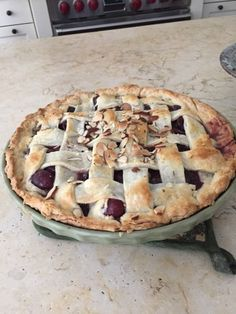 This goes back many years it is one of the better pie pastry recipes, the vinegar and the egg works magic to create a flakey easy to work with pastry! :)