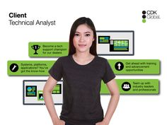 It's a fast-moving, competitive marketplace out there. To continue to stand out and deliver winning results, we need client support gurus who can step up to the plate! Are you ready to hit it out of the park as a CDK Client Technical Analyst? http://www.cdkjobs.com/jobs/category/client-service #GreenLightYourCareer #Jobgram