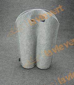 Felt Double Felt Wine bag Wine setE651 par Fourlproducts sur Etsy, $15,00
