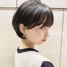 Pin on ショートヘア ( Short Hairstyles ) Pin on ショートヘア ( Short Hairstyles ) Girl Short Hair, Short Girls, Short Hair Cuts, Short Hair Styles, Hair Arrange, How To Make Hair, About Hair, Bob Hairstyles, New Hair