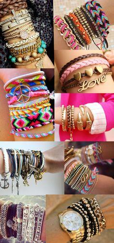 Amo Moda BLOG Luxury Watches, Statement Earrings, Friendship Bracelets, Jewlery, Jewelry Watches, Arts And Crafts, Fashion Jewelry, Bangles, Bling