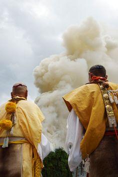 Japanese Mountain Priests, Yamabushi