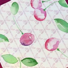 More cherry prints!  Fabric Available in my Spoonflower shop. Link in my bio. #fabric #fabrics #sew #sewing #misschiffdesigns  #crafty #quilt #quilting #homedecor #interior #pattern #fabric #fabrics #diy #diyfashion #twitter #wrappingpaper #illustrator #decoration #fabricdesigner #mailartist #homedecor #repeatpattern #printdesign #surfacedesign  #spoonflower #interiordesign #maker  #spoonflowerde