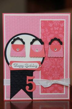 Mojo Purses by ladybugdesigns - Cards and Paper Crafts at Splitcoaststampers