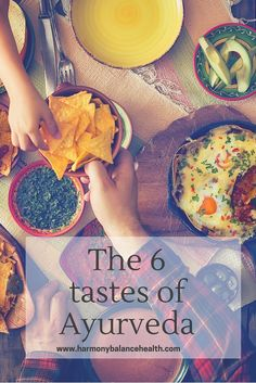 Ayurveda states that there are 6 tastes: sweet, sour, salty, pungent, bitter and astringent and that certain tastes are better for different people depending on their dosha (natural constitution)  or doshic imbalances (current state).  Follow the link to find out more.