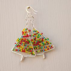 A personal favorite from my Etsy shop https://www.etsy.com/uk/listing/472744075/fun-xmas-earrings-christmas-tree