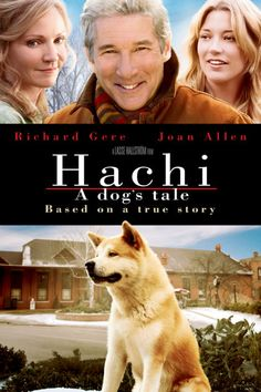 Another Hachiko poster