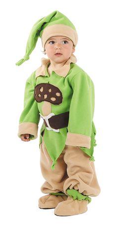 Disfraz de #enanito para bebe