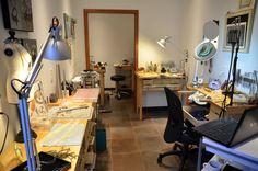 Sophia Georgiopoulou, Kosmimata Studio