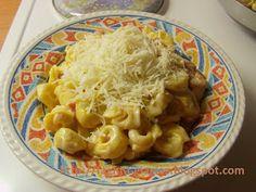 Τα φαγητά της γιαγιάς - Τορτελίνια με κρέμα γάλακτος