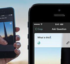 Nouveau: Jelly, posez des questions avec les photos de votre iPhone...