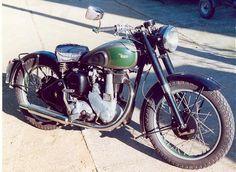 images of 1950 uk - Post war BSA very popular !