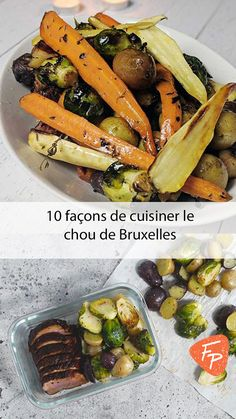 Brussels Sprouts, Facon, Vegetable Recipes, Vegetables, Drinks, Cooking Kale, Cooking Recipes, Strawberries, Drinking