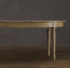 pictures of dinig tables with chalk paint | dining table