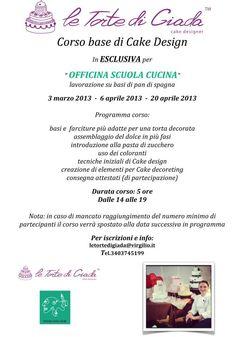 1000 images about corsi di cake design a brescia on - Corsi cucina brescia ...