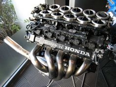 V Engine, Motor Engine, Classic Race Cars, Automotive Engineering, Crate Engines, Performance Engines, Honda Cars, Motorcycle Engine, Amazing Cars