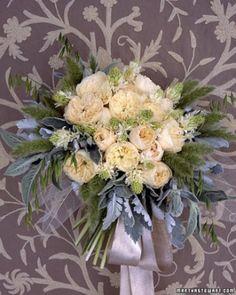 Silvery Bouquet