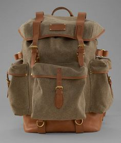 LLBean Saltwash Backpack