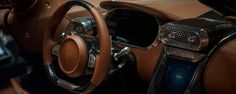 Una de las estrellas del Salón de Ginebra es el Bugatti Chiron. El hiperdeportivo de Bugatti acaparará todas las miradas del Salón, pero desde su rincón, el Koenigsegg Regera le mira. Y se ríe. E