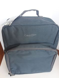 2330fb969c19 Calvin Klein Fragrances Gray Backpack Sport Bag backpack FREE SHIPPING   fashion  clothing  shoes