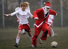 A sporty Christmas
