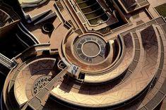 Building:Virgilio Barco Architect: Rogelio Salmona