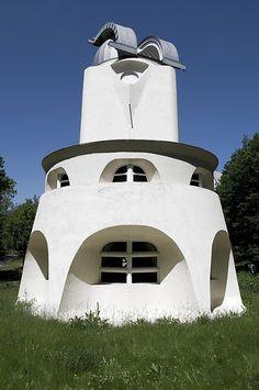 Erich Mendelsohn @ Einsteinturm