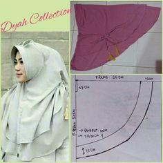 Hijab Shawl Patterns, Sewing Patterns, Drape Skirt Pattern, Instant Hijab, Hijab Cartoon, Hijab Fashion Inspiration, Kurta Designs Women, Hijab Tutorial, Hijab Chic