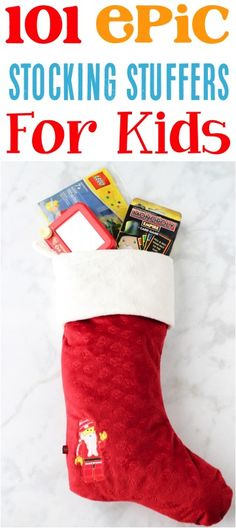 Money saving xmas gifts for kids