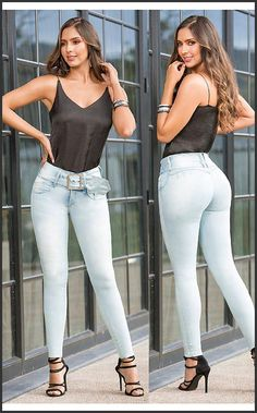 Classy Outfits, Sexy Outfits, Cute Outfits, Fashion Outfits, Superenge Jeans, Actrices Sexy, Elegantes Outfit, Pants For Women, Clothes For Women