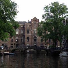 Oude Uni Amsterdam