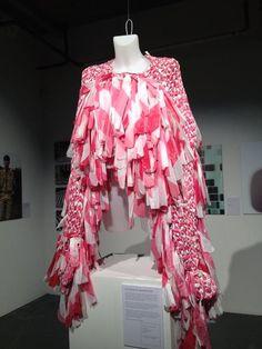 Craig Lawrence Plastic Bag Knit