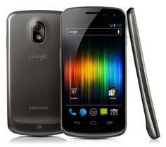 Galaxy Nexus. Awesomeness!